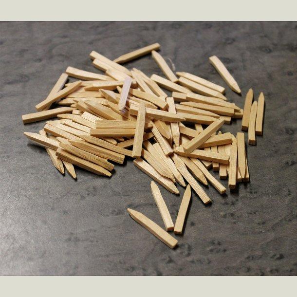 Træplug 2,5x2,5x25 mm
