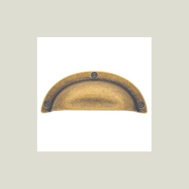 Skuffeskål antik behandlet, stor