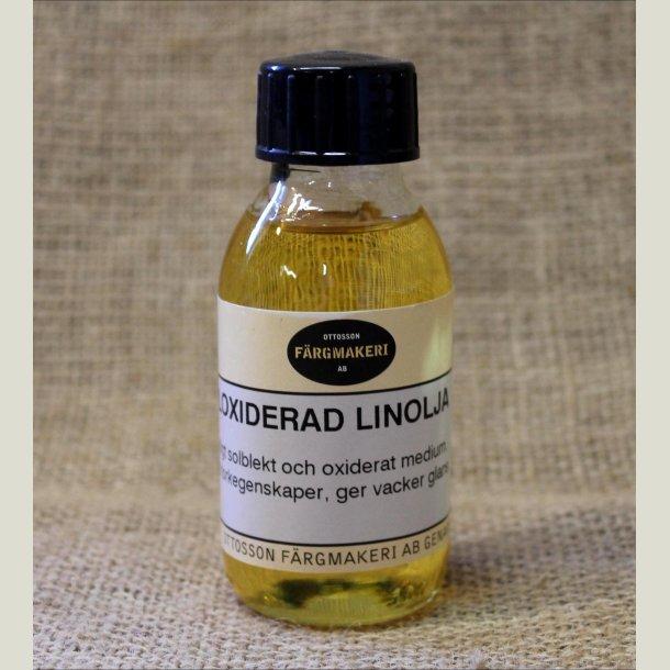 Soloxideret linolie 100 ml