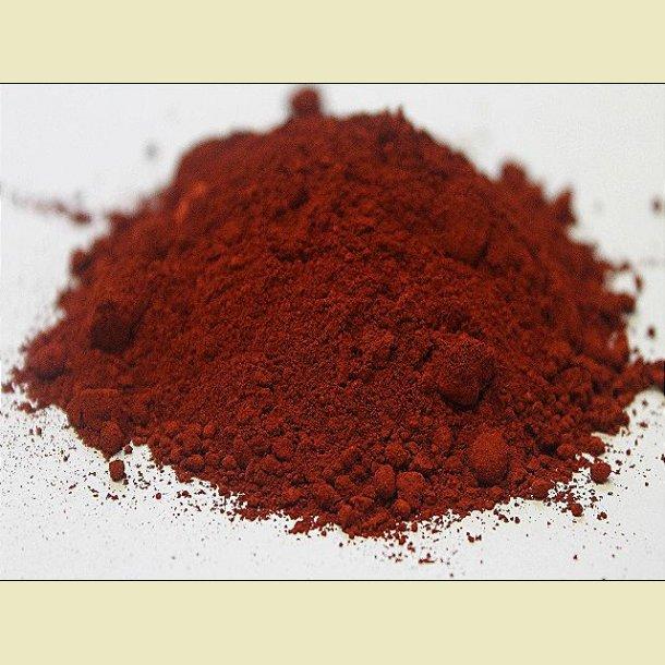 Jernoxid rød 110 M  25 kg sække
