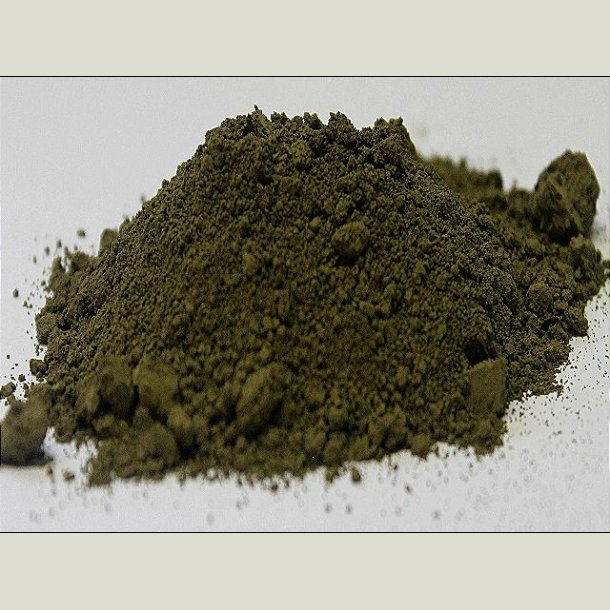 Grøn umbra 40630