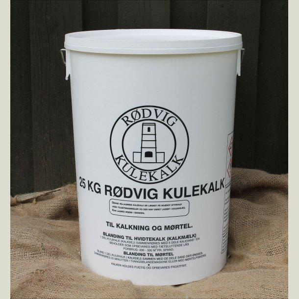 Rødvig Kulekalk 25 kg