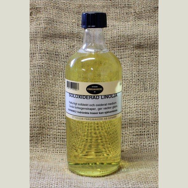 Soloxideret linolie 0,5 L
