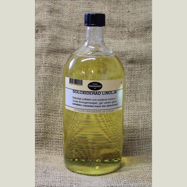 Soloxideret linolie 1 L